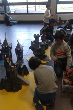 Atelier Playmobil
