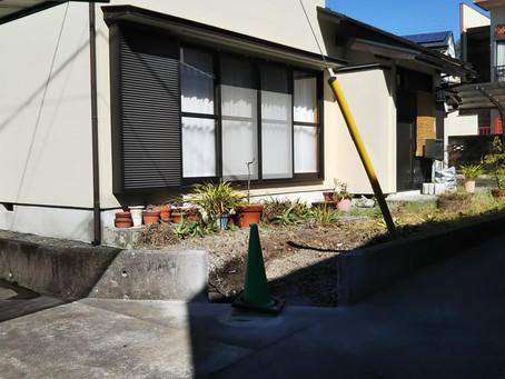 M邸ガーデンリノベーション