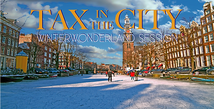 KanPiek Fiscale Advocatuur Amsterdam | Tax in the City Winterwonderland Session