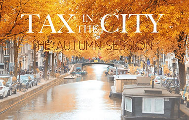KanPiek Fiscale Advocatuur Amsterdam | Tax in the City Autumn Session