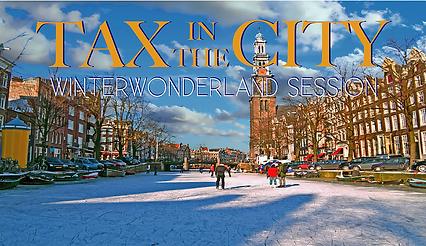 KanPiek Fiscale Advocatuur Amsterdam | Tax in the City Winterwonderland Session