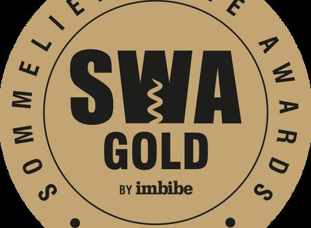 Gold medal for our Cava Brut in Sommelier Wine Awards 2019 – London.