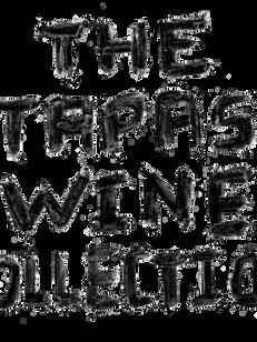 Log Tapas - texto negro - fondo transpar