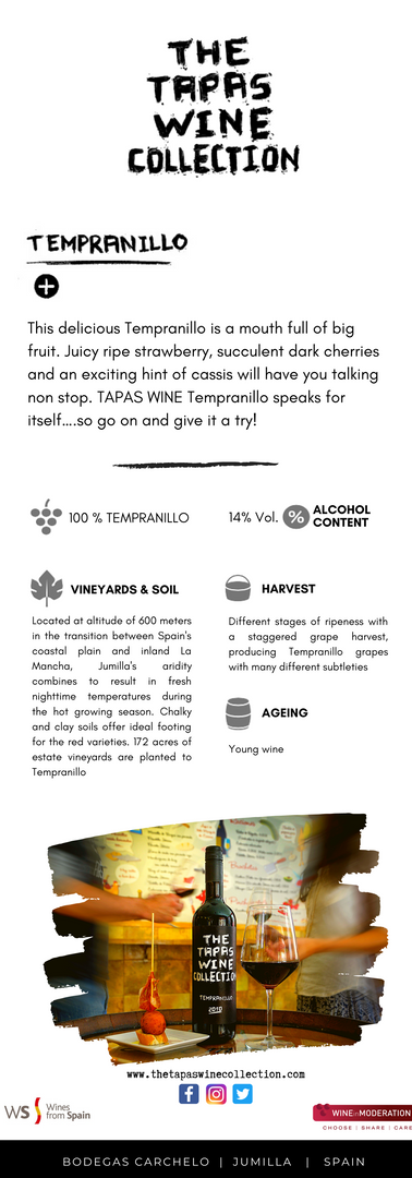 TEMPRANILLO BACK
