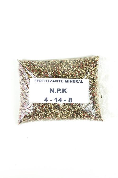 Fertilizante mineral N-P-K 4-14-8 (2Kg)