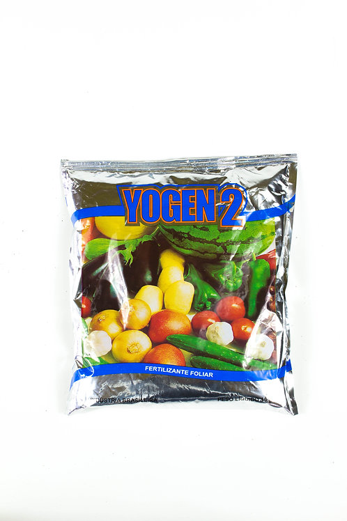 Yogen 2 Fertilizante solúvel N-P-K  28-10-10 (1kg)