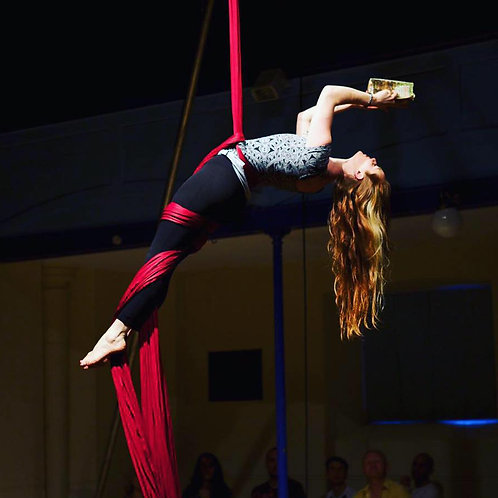 Improvers+ Aerial Course (Fridays - 4 weeks)