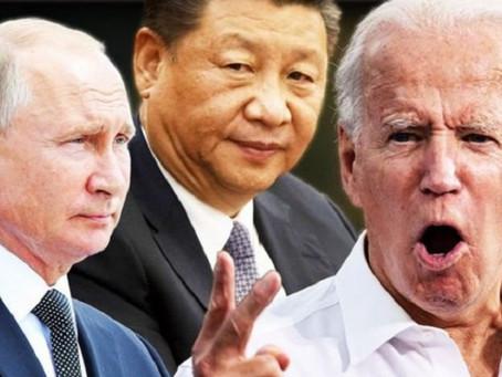 Réchauffement en Ukraine et à Taiwan...