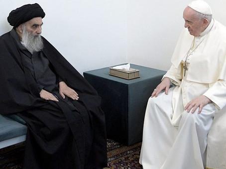 L'énigme Pape-Sistani...