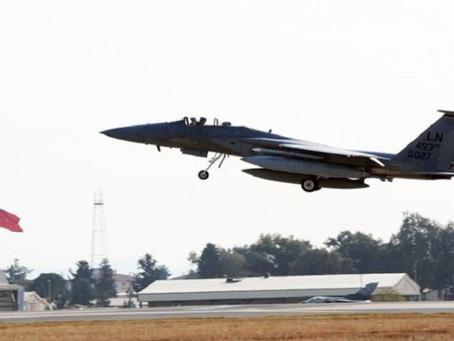 La Turquie a interdit à l'US Air Force d'utiliser ses bases aériennes...