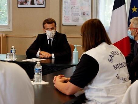 Le Monde et le « président épidémiologiste » : les récidives d'un communicant-journaliste...
