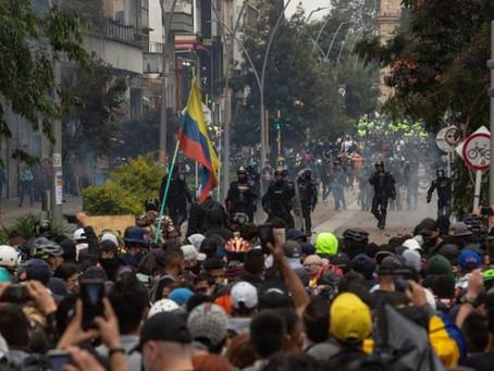 Colombie – Une grève nationale qui prend le virage d'une « pré-révolution »...