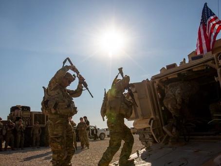 Syrie, nouveau lieu de déploiement des troupes US ?