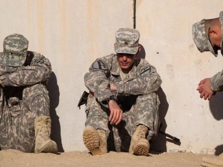 Syrie – un mal mystérieux affecte les troupes américaines...