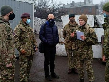 L'OTAN a décidé d'intervenir dans le conflit armé du Donbass