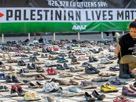 Palestinian lives matter !!!!