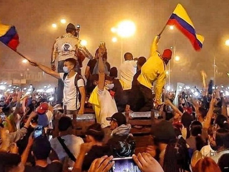 Cali, Colombie – Les nazis sont parmi nous...