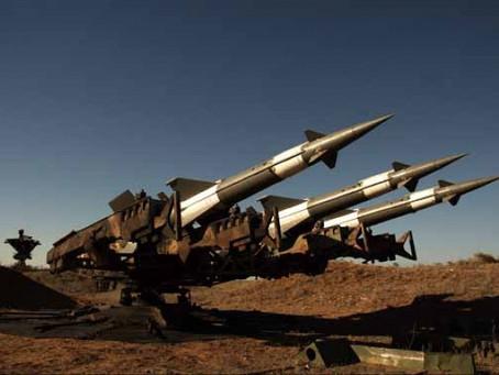Les défenses aériennes syriennes prises sous contrôle militaire russe...