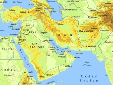 Le Moyen-Orient se réorganise...