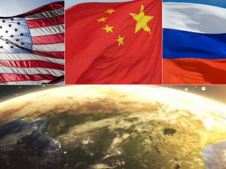 La tactique Russie-Chine de Biden consiste à faire la guerre et à demander la coopération...