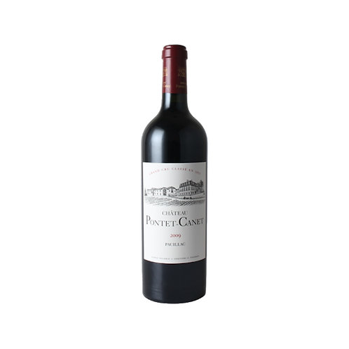 2009 Chateau Pontet-Canet, Pauillac, France by DFV Fine Wines