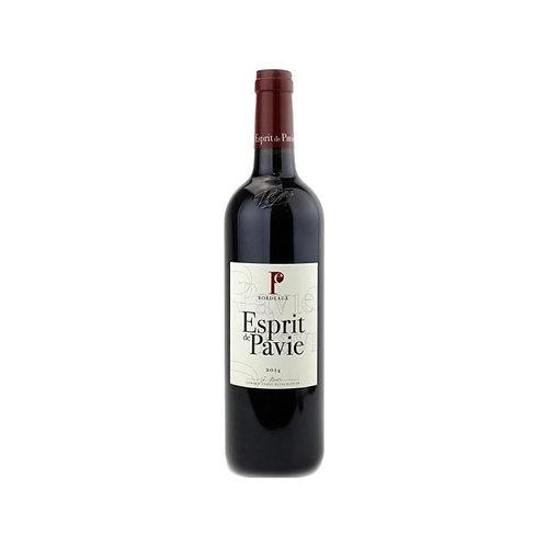 2014 Esprit de Pavie, Bordeaux, France by DFV Fine Wines