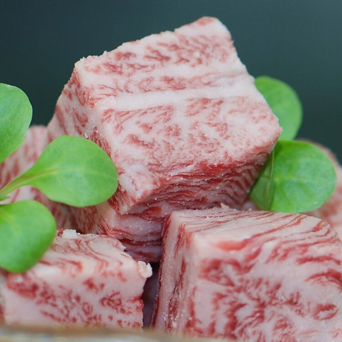 WAGYU BEEF CUBES by WAVES PACIFIC