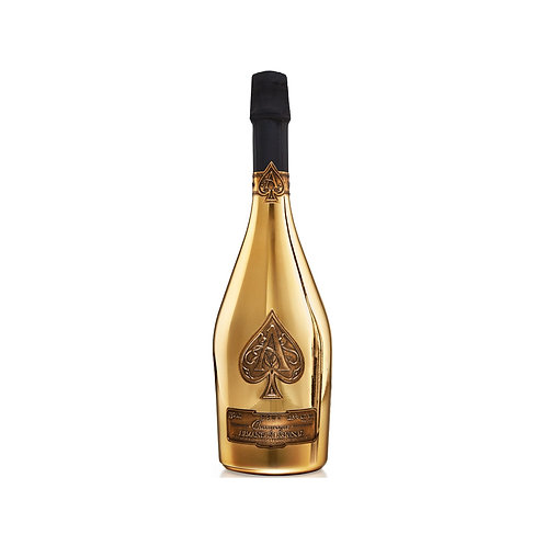 Armand de Brignac Ace of Spades Gold Brut, Champagne, France by DFV Fine Wines