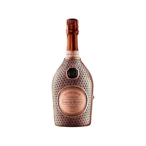NV Laurent-Perrier 'Robe Edition' Cuvee Brut Rose, Champagne, France by DFV Fine