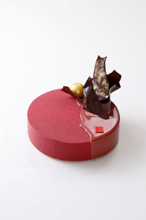 Red Date by POEM PATISSERIE