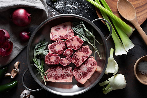 WAGYU OXTAIL by WAVES PACIFIC