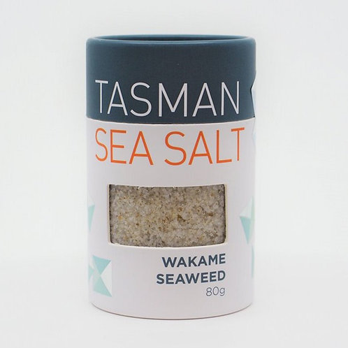 WAKAME SEAWEED TASMANIAN SEA SALT by WAVES PACIFIC
