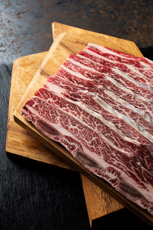 WAGYU KALBI SHORTRIB by WAVES PACIFIC