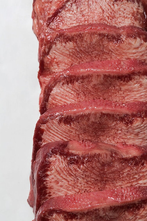 WAGYU SLICED TONGUE by WAVES PACIFIC