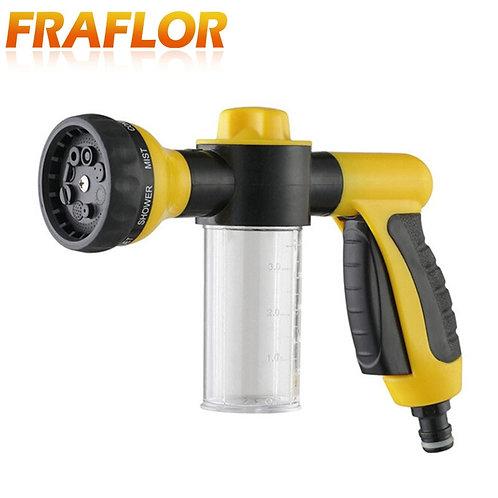 8  Spray Pattern Foam Water Gun Car Washer