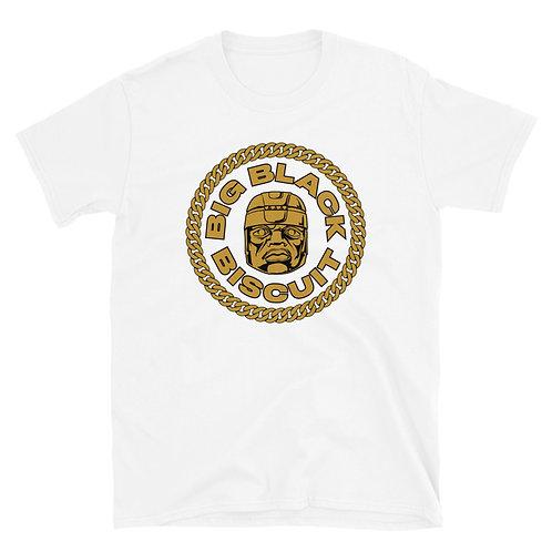Olmec WHT T-Shirt