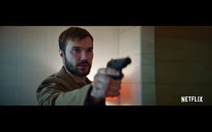 Still from Feature Film 'The Beast'.