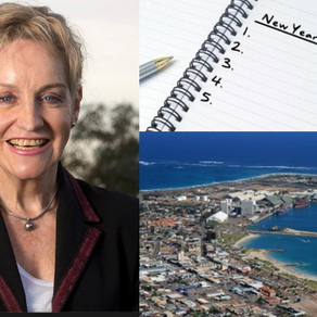 Duncan Calder on the 2019 New Year's Resolution that Geraldton wants to hear