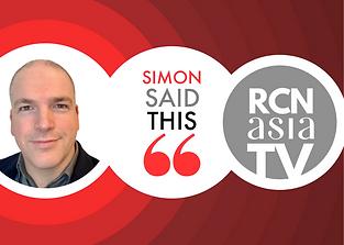 Simon Said This RCN Asia TV Channel Art.
