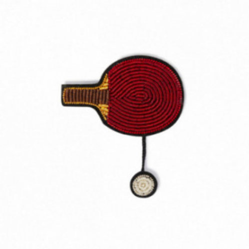 Broche Ping Pong - MACON&LESQUOY