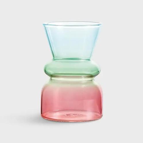 Vase droplet bleu - &KLEVERING