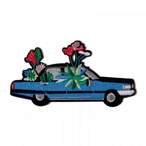 Ecusson Cadillac en fleur - MACON&LESCOY
