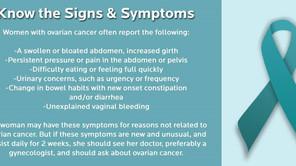 Ovarian Cancer - A Continuation