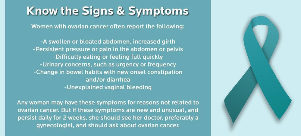 Ovarian Cancer A Continuation