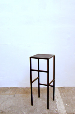 tabouret perfore entier