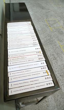 Console bibliothèque