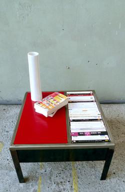 Table bibliothèque