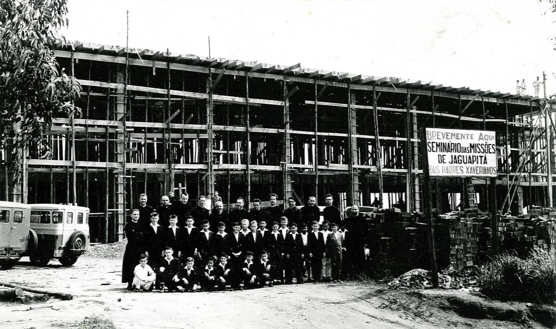Seminário dos Xaverianos - Jaguapitá