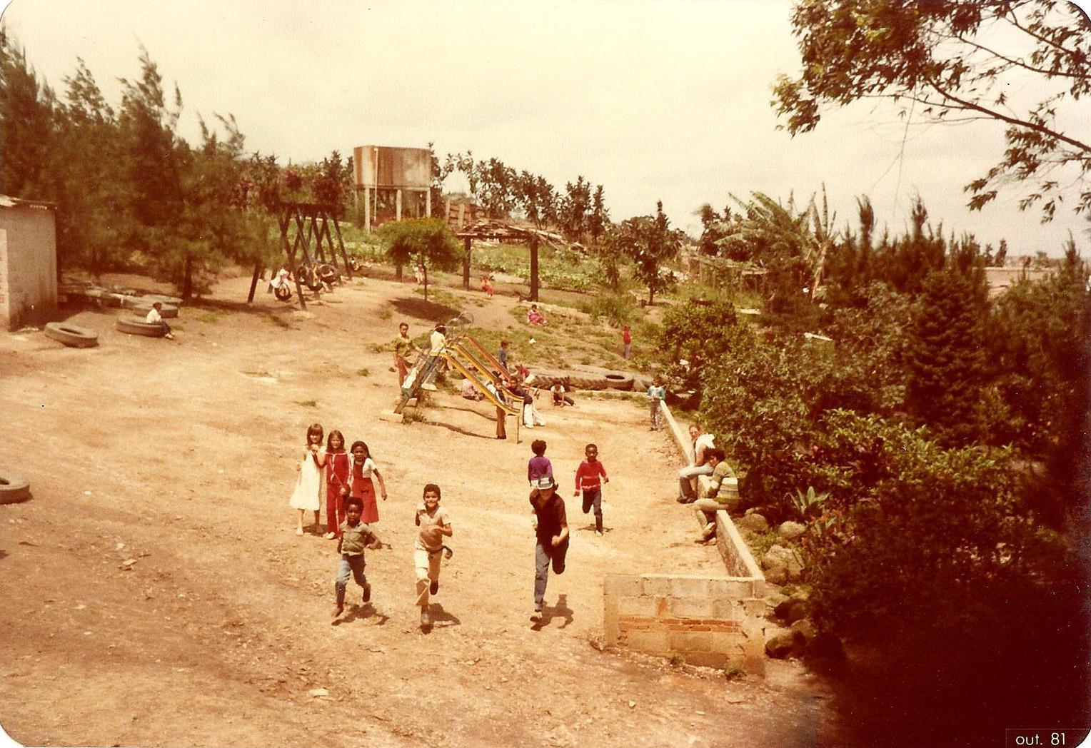 Parquinho - 1980
