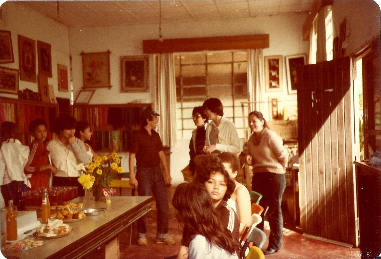 Sala de artes - 1978